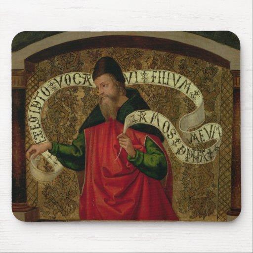 El profeta Amos, 1535 Tapetes De Ratón