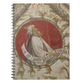 El profeta Habakkuk, del d'Annunciazi de la logia Spiral Notebooks