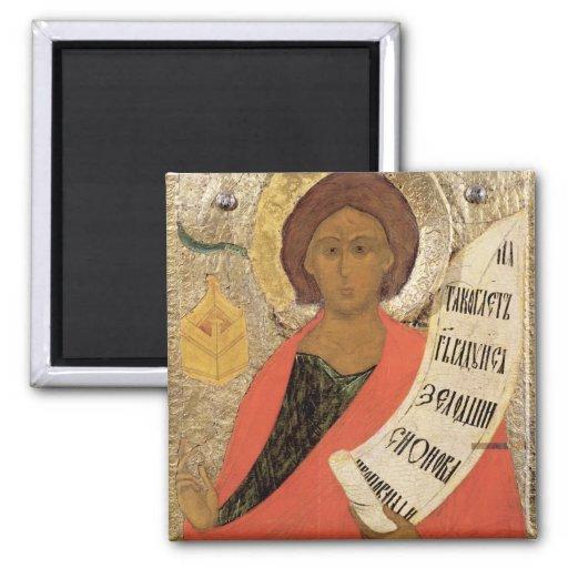 El profeta santo Zacharias Imanes Para Frigoríficos