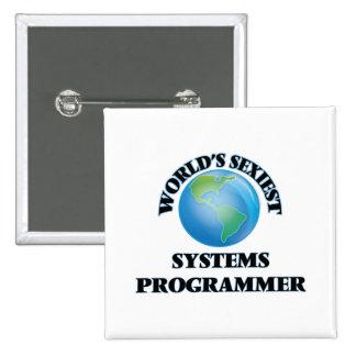 El programador más atractivo del mundo pin