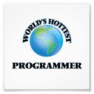 El programador más caliente del mundo impresiones fotográficas