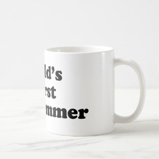 El programador peor del mundo tazas de café