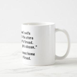 El programador y su esposa - en segundo lugar en u tazas de café
