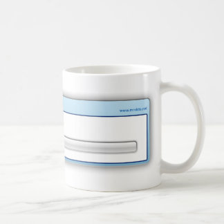 El progreso de mi carrera tazas de café