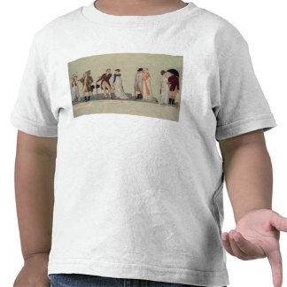 El promenading de Merveilleuse… Incroyable Camisetas