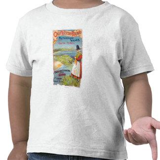 El promo de Great Western Railray viaja a País de Camisetas