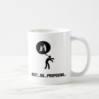 El proponer taza