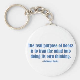 El propósito real de libros