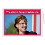 El próximo año en tarjeta divertida del Passover d
