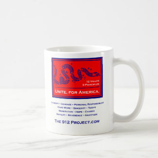 El proyecto 912 une para América Taza De Café