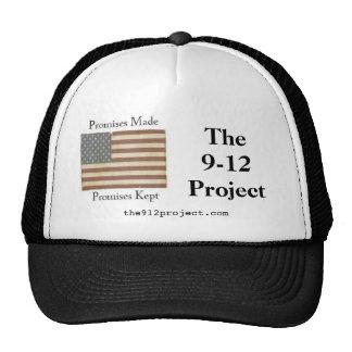 El proyecto 9-12 gorras
