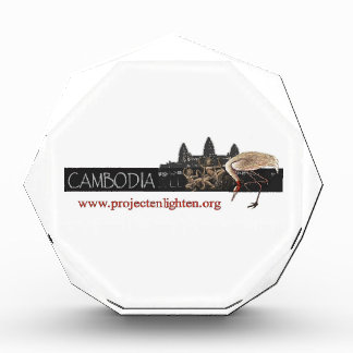 El proyecto aclara la grúa de Camboya Sarus