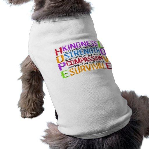 El proyecto de Jenny - camisa del perro Camiseta De Perro