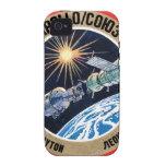 El proyecto de la prueba de Apolo-Soyuz (ASTP) iPhone 4/4S Funda