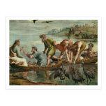 El proyecto milagroso de los pescados (dibujo anim tarjetas postales