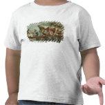 El proyecto milagroso de los pescados (dibujo camisetas
