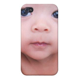 El proyector del bebé iPhone 4 carcasa
