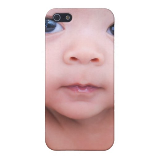 El proyector del bebé iPhone 5 carcasas