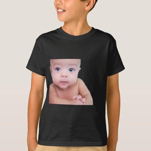 El proyector del bebé playera