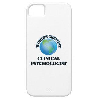 El psicólogo clínico más grande del mundo iPhone 5 protector
