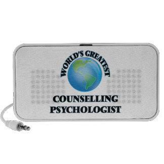 El psicólogo de asesoramiento más grande del mundo iPod altavoces
