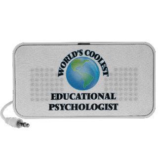 el psicólogo educativo MÁS FRESCO de los mundos iPod Altavoces