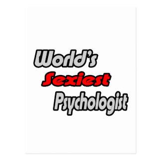 El psicólogo más atractivo del mundo postal