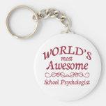 El psicólogo más impresionante de la escuela del m llavero