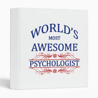 """El psicólogo más impresionante del mundo carpeta 1"""""""