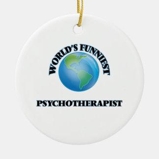 El psicoterapeuta más divertido del mundo ornamentos para reyes magos