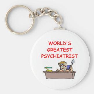el psiquiatra más grande del mundo llavero redondo tipo pin