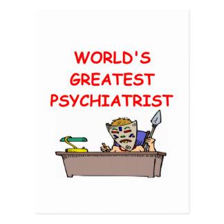 el psiquiatra más grande del mundo tarjeta postal