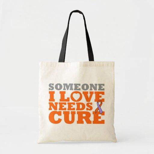 El psoriasis del eczema alguien amor de I necesita Bolsas De Mano