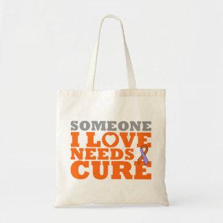 El psoriasis del eczema alguien amor de I necesita Bolsa Tela Barata