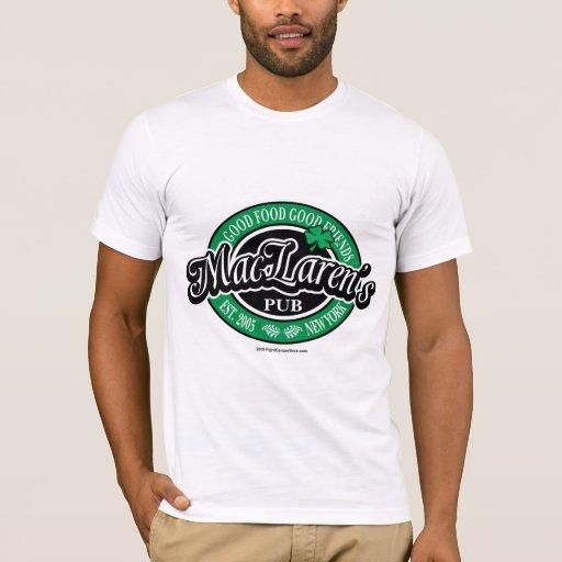 El Pub de MacLaren Playera
