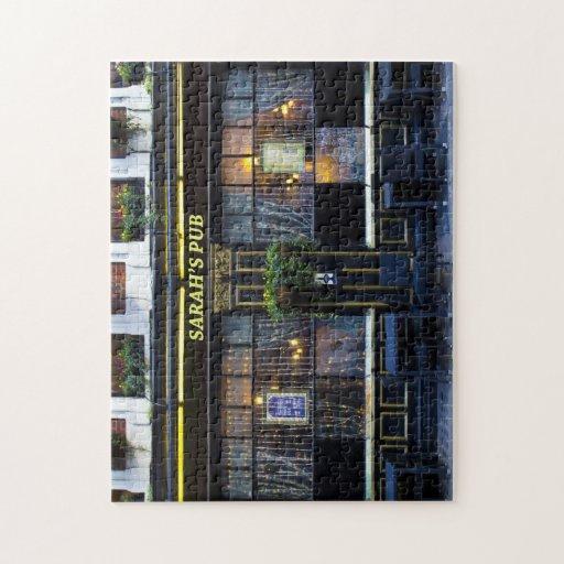 El Pub de Sarah Rompecabeza Con Fotos