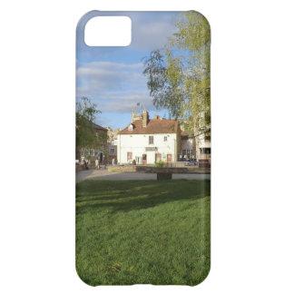 El Pub del molino y la charca del molino en Cambri Funda Para iPhone 5C
