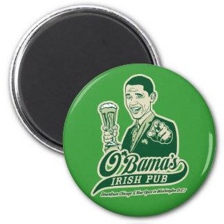 El Pub irlandés de Obama Iman De Nevera