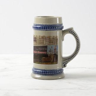 El Pub y la cervecería de Pike Taza De Café