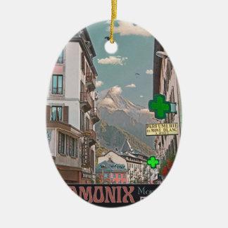 El pueblo de Chamonix - BonW Ornatos
