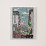 El pueblo de Chamonix - BonW Puzzles