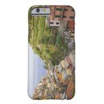 el pueblo de ladera de Manarola-Cinque Terre, Funda De iPhone 6 Barely There