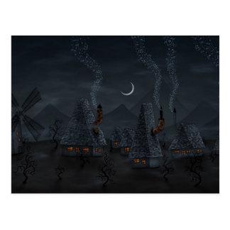 El pueblo de músicos tarjetas postales