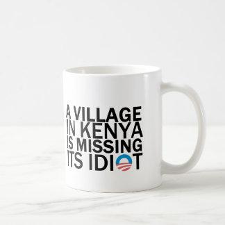 El pueblo en Kenia está faltando a su idiota Tazas De Café