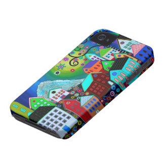 El Pueblo iPhone 4 Case-Mate Case