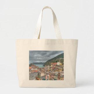 El pueblo pesquero de Vernazza Cinque Terre AIE Bolsas