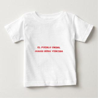 El pueblo UNIDO, jamas serums vencido Baby T-Shirt
