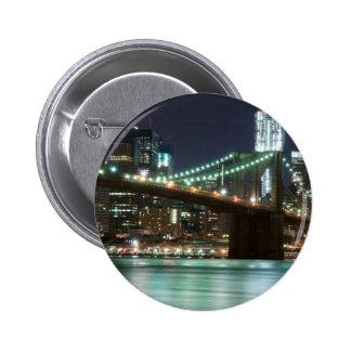 El puente de Brooklyn - color Pins