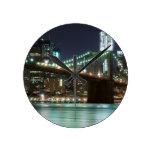 El puente de Brooklyn - color Relojes