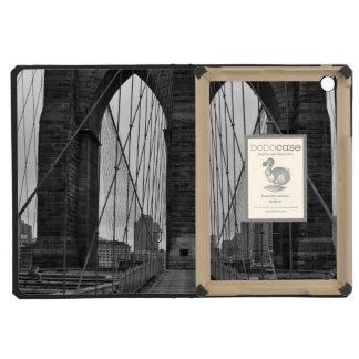 El puente de Brooklyn en New York City